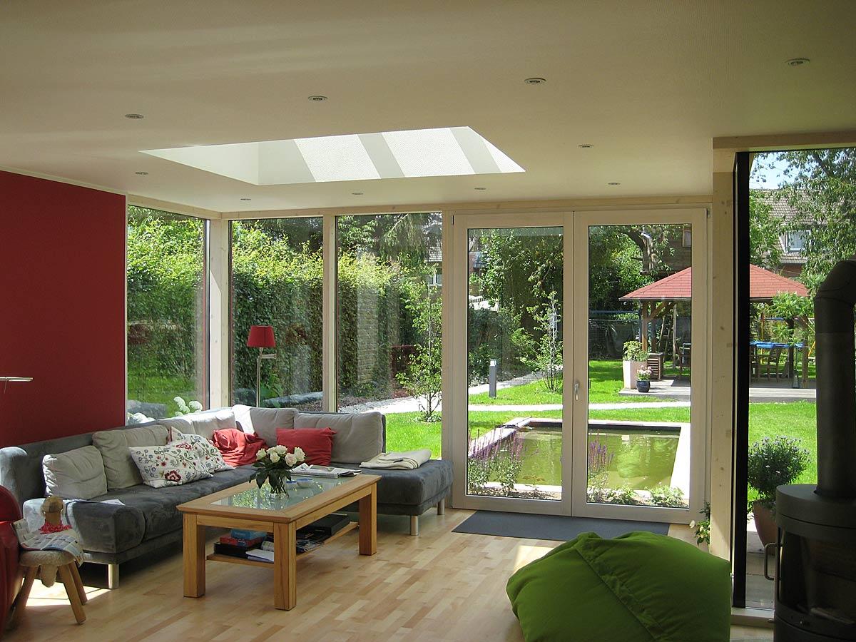 wintergarten mit teich holzcoop innenausbau gmbh aachen. Black Bedroom Furniture Sets. Home Design Ideas