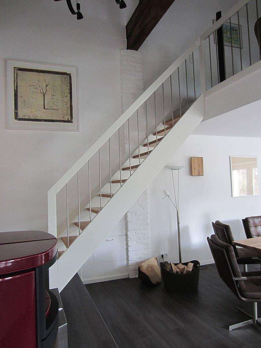 treppe und galerie holzcoop innenausbau gmbh aachen brand schreinerei. Black Bedroom Furniture Sets. Home Design Ideas