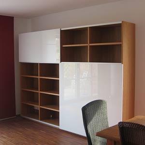 regalw nde holzcoop innenausbau gmbh aachen brand. Black Bedroom Furniture Sets. Home Design Ideas