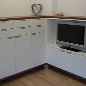 Holzcoop Highboard